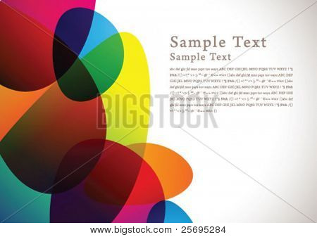 Abstract colorful background 06