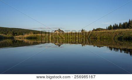 The Lake In The Hamlet