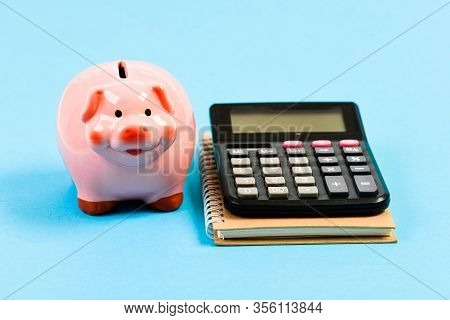 Trading Exchange. Trade Market. Finance Control. Credit Concept. Economics And Finance. Calculate Pr