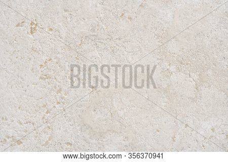 Beige Limestone Similar To Marble Natural Surface For Bathroom Or Kitchen Countertop. High Resolutio