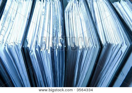 Binders In Archive
