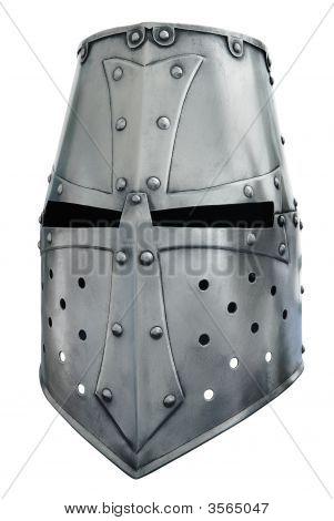 Helmet Of The Knight