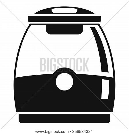 Air Purifier Icon. Simple Illustration Of Air Purifier Vector Icon For Web Design Isolated On White