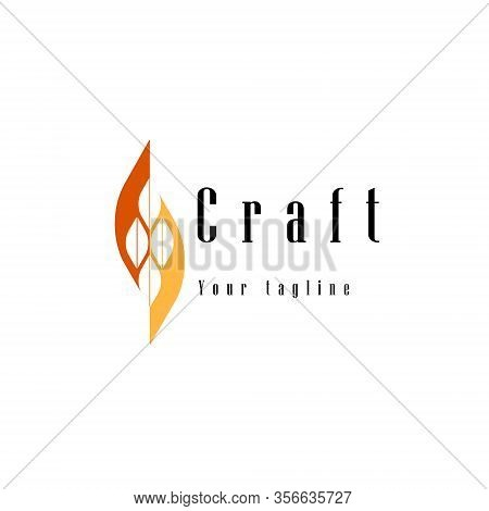 Logo Template For Product Craft Your Brand Theme Nature And Artsy