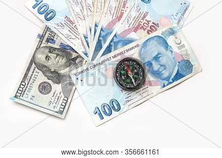 Choose The Right Financial Investment, The Dollar And The Turkish Lira? Investing With