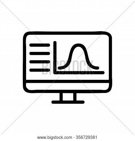 Math Formula Icon Vector. Math Formula Sign. Isolated Contour Symbol Illustration