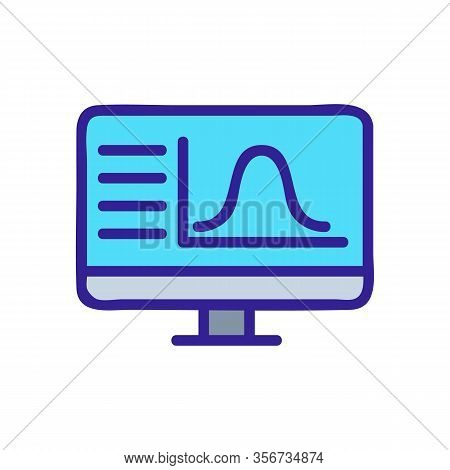 Math Formula Icon Vector. Math Formula Sign. Color Isolated Symbol Illustration