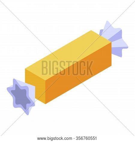 Turkish Bonbon Icon. Isometric Of Turkish Bonbon Vector Icon For Web Design Isolated On White Backgr