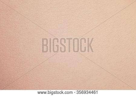 Pattern Of Pink Human Skin