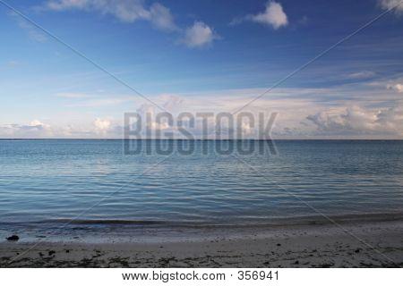 Beach In Guam