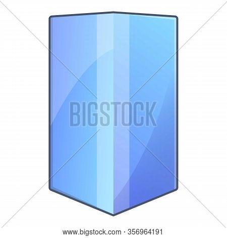 Flexible Screen Icon. Cartoon Of Flexible Screen Vector Icon For Web Design Isolated On White Backgr