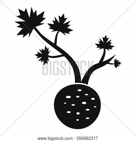 Fresh Root Celery Icon. Simple Illustration Of Fresh Root Celery Vector Icon For Web Design Isolated