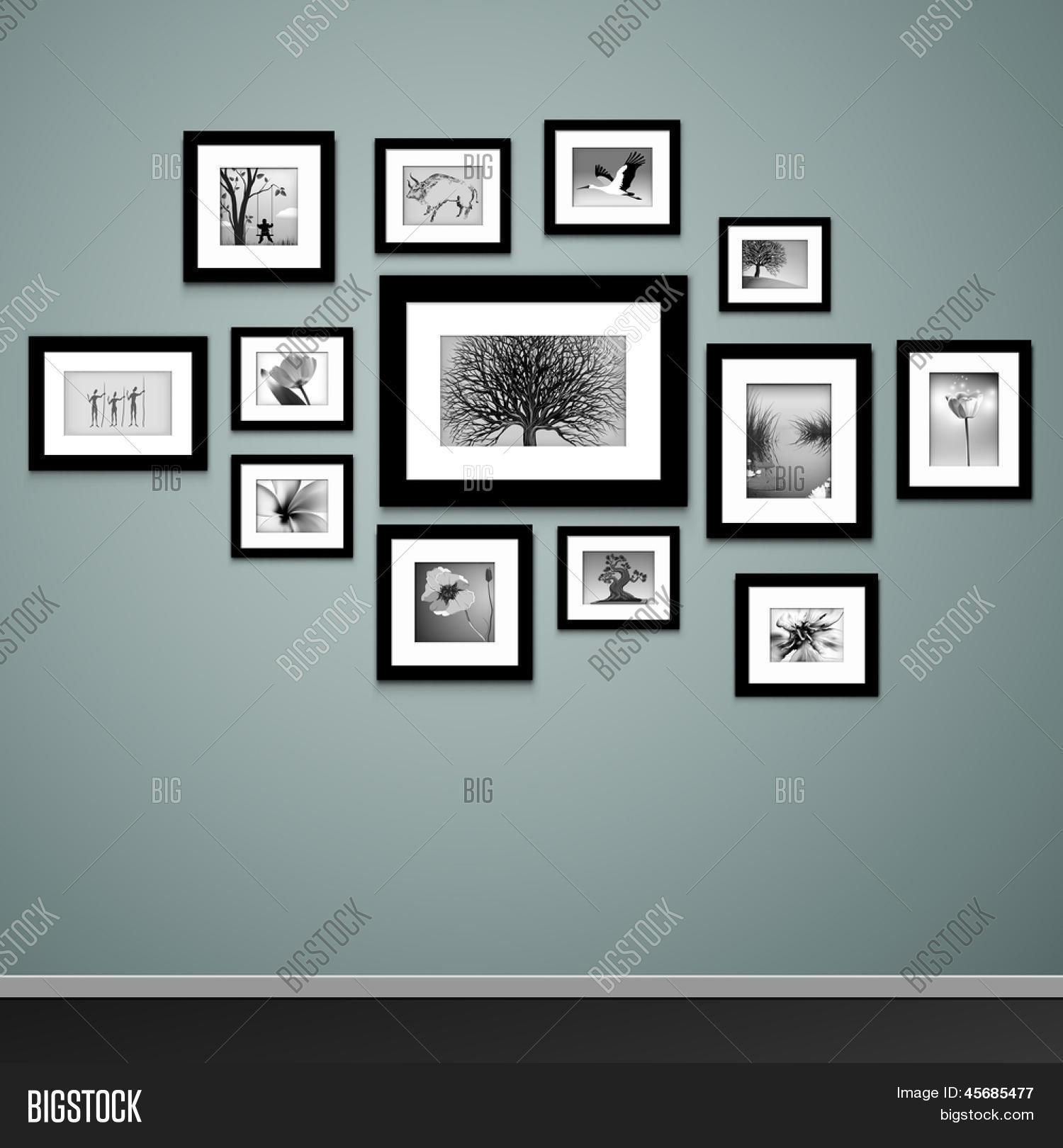 Vector y foto Marcos De Fotos En (prueba gratis) | Bigstock