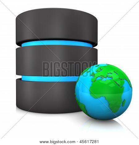 Database Globe