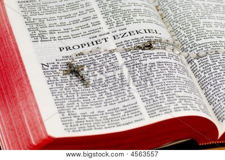 Rosary Bible Page - Ezekiel