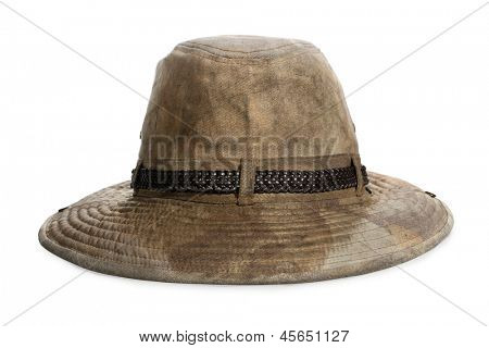 Adventurer's used hat