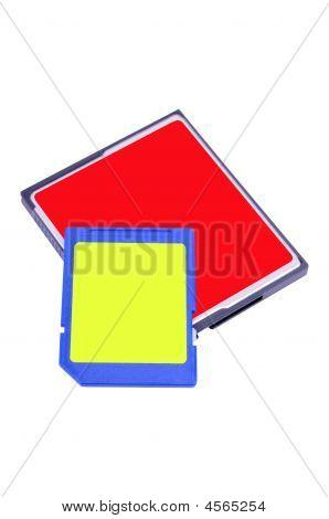 Flashspeicherkarten