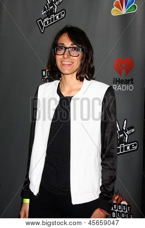LOS ANGELES - MAY 8:  Michelle Chamuel arrives at