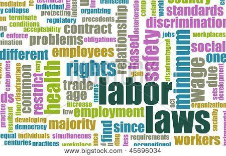 Arbeitsrecht am Arbeitsplatz als Konzept
