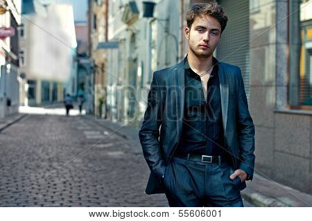 фото простых мужчин на улице