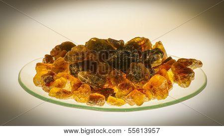 Kandis rock sugar