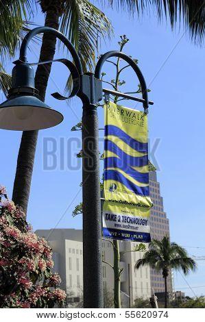 River Walk Fort Lauderdale Sign