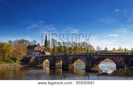 River Dee Manchester
