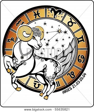 Aries And The Zodiac Sign