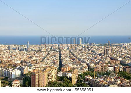 Barcelona, Cityscape