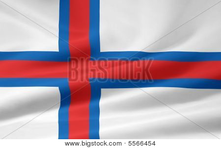 Flag Of Faroe