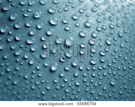 Many Underlying Drops