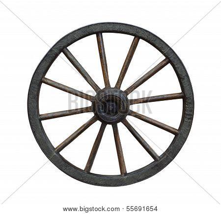 Carriage Wheel