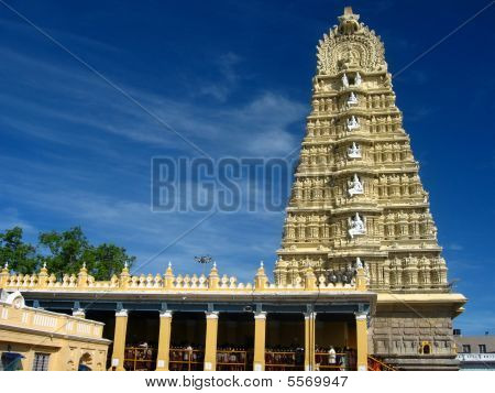 Chamundi Tempel in mysore