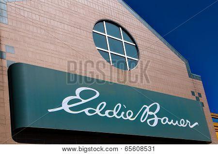Eddie Bauer Store Exterior