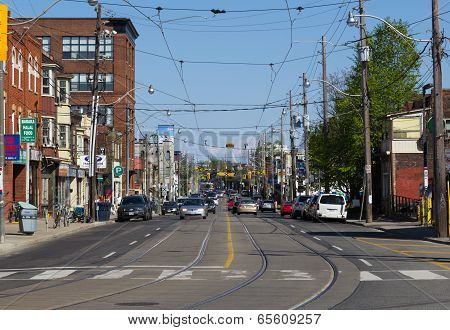 Dundas Street West Toronto