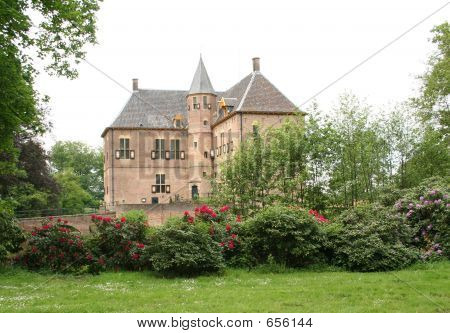 Castle Of Vorden, Netherlands