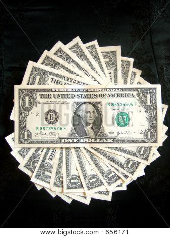 Full Of American Money Dollar