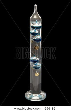 Galileo-thermometer