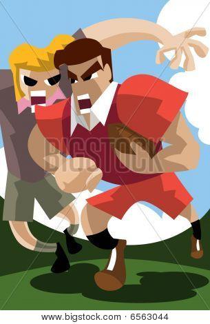 Rugbyman-crash