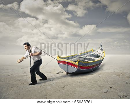 business boat
