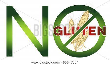 Gluten Free Diet Message