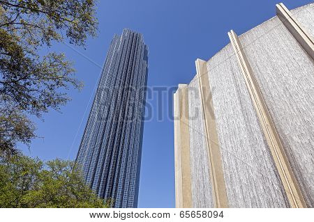 Williams Tower in Houston, Texas.