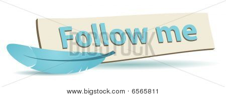 Follow Me Board
