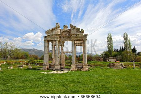 Aphrodisias City Gate