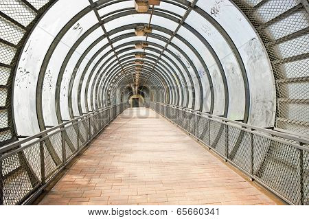 Tunnel Of Surface Transition