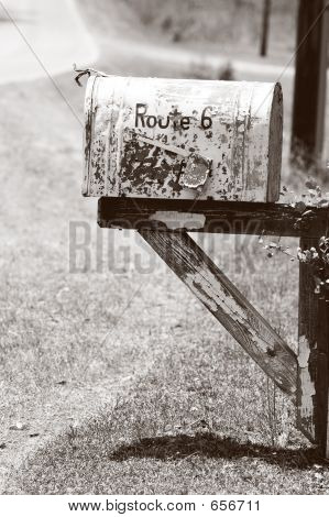 Rural Mailbox
