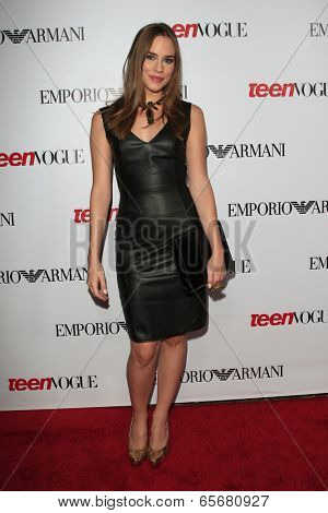 LOS ANGELES - SEP 27:  Christa B Allen at the Teen Vogue's 10th Annual Young Hollywood Party at Private Location on September 27, 2012 in Beverly Hills, CA