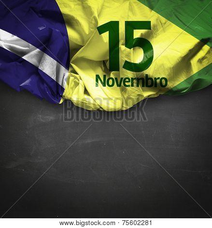 November, 15 The Proclamation of the Republic - Dia 15 de Novembro, Proclamacao da Republica