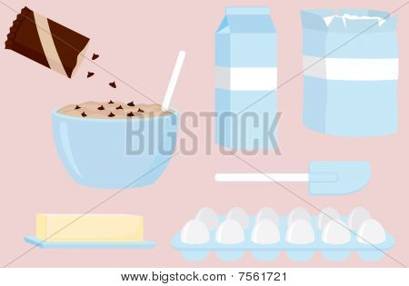 Baking Items and Ingredients