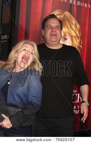 LOS ANGELES - NOV 5:  Marla Garlin, Jeff Garlin at the